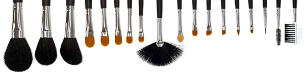 Makeup Brushes brosses maquillage