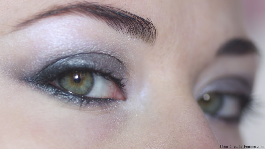 Maquillage des yeux gris - Maquillage yeux gris ...