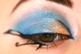 make up cleopatre isis