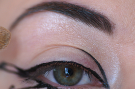 tutoriel maquillage egyptien