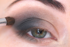 tutoriel maquillage des yeux palette basics urban decay