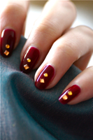 ongles manucure indienne bollywood inde