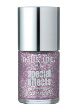 vernis ongles nails inc 3D effects glitter pastel marybelone