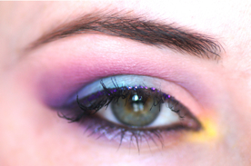 makeup colorfull