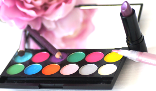 palette ultra matte de sleek nyx pandora 520 elf joy
