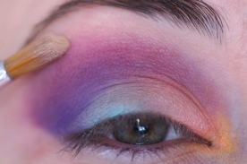 tuto maquillage yeux