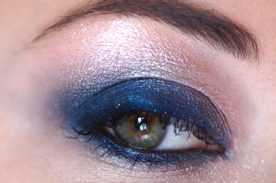 breezy blue elf maquillage des yeux eyeslipsface e.l.f