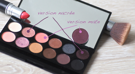 palette oh so special sleek