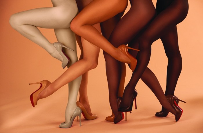 louboutin shades nude collection capsule