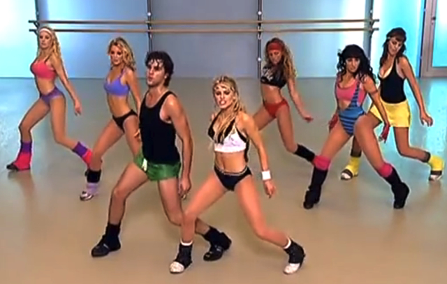 pump it dance workout