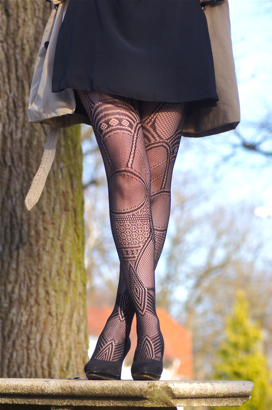 collants fantaisie motifs