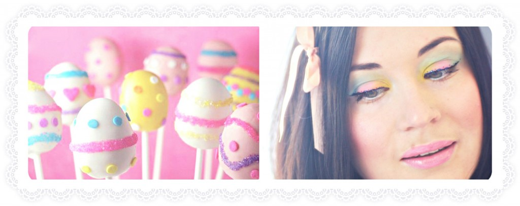 easter make up paques