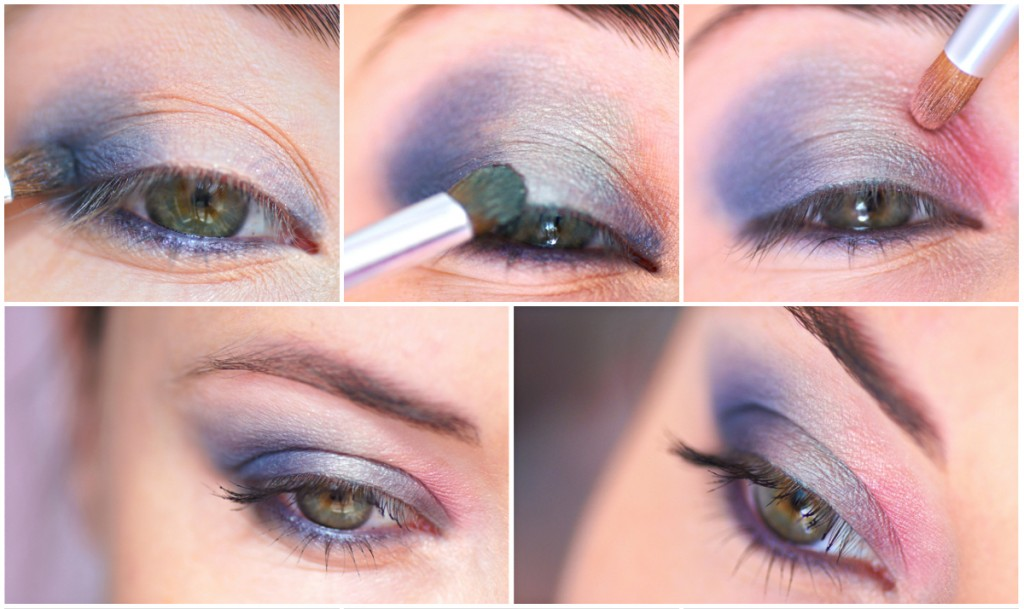 tuto make up spring