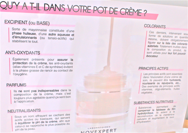 composition pot de creme