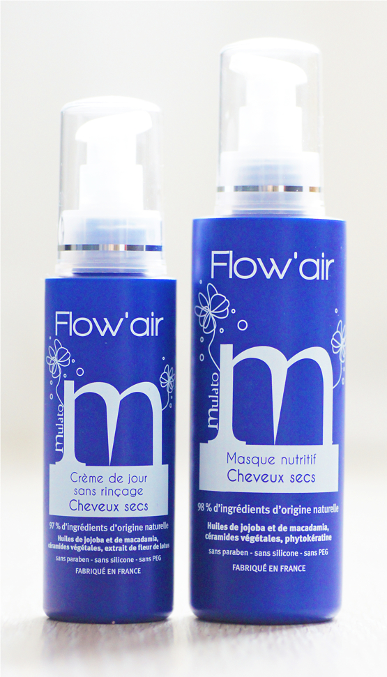 mulato flow air cheveux secs creme masque