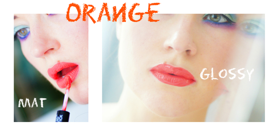 gloss orange corail astra 09