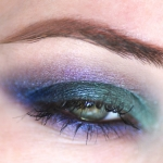maquillage yeux smokey palette elf