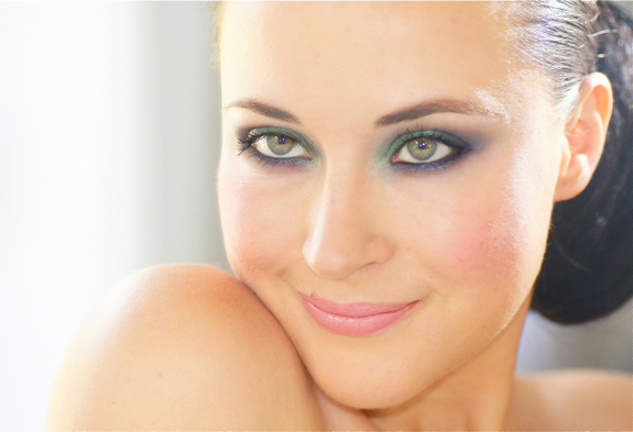 smoky eyes color couleurs
