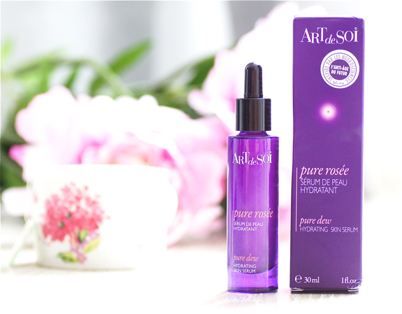 art de soi serum pure rosee serum hydratant