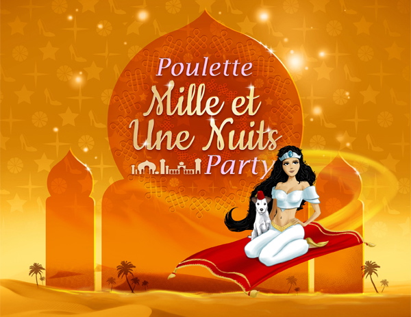 1001 nuits Party