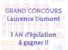 grand concours laurence dumont