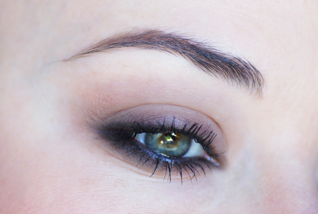 maquillage yeux nude naturel
