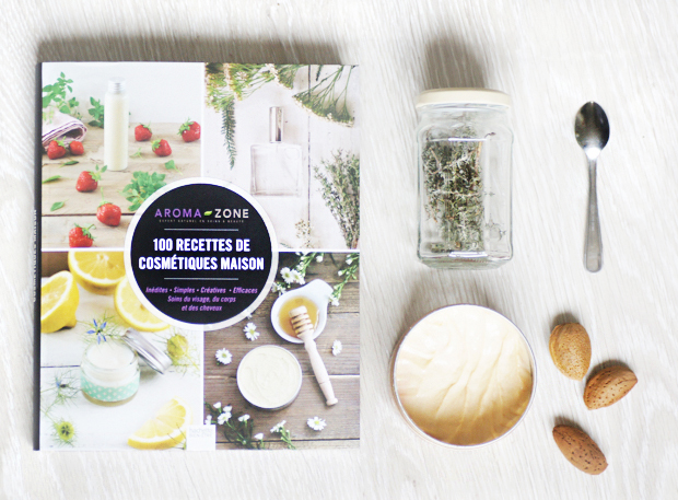 100 recettes cosmetiques maison aroma zone
