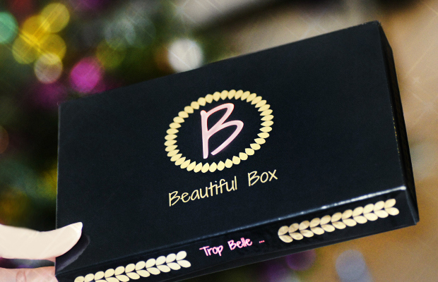 beautiful box aufeminin the show must go on