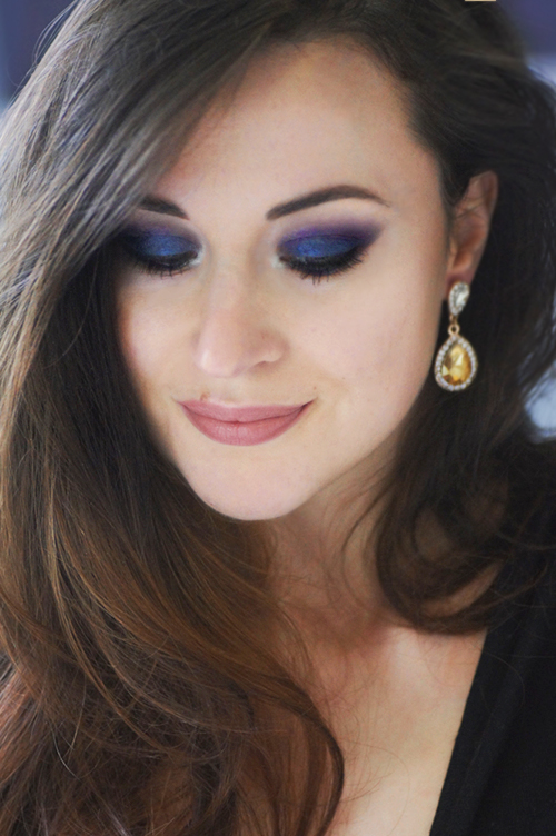 maquillage fete soiree