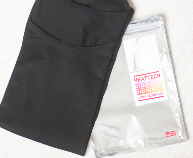 heattech uniqlo