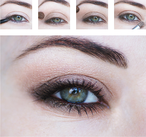 tutoriel tuto maquillage makeup yeux