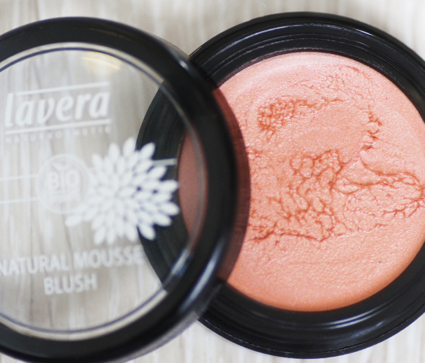 natural mousse blush bio lavera classic nude 01