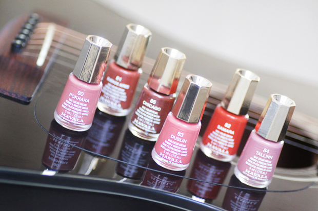 vernis ongles mavala symphonic collection