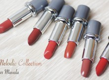 melodic collection rouge levres mavala