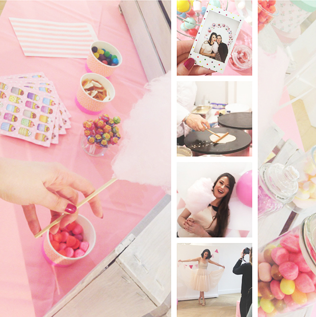 candy poulette party