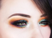 maquillage colore