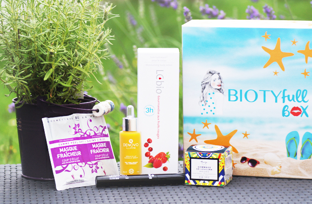 biotyfullbox box beaute bio