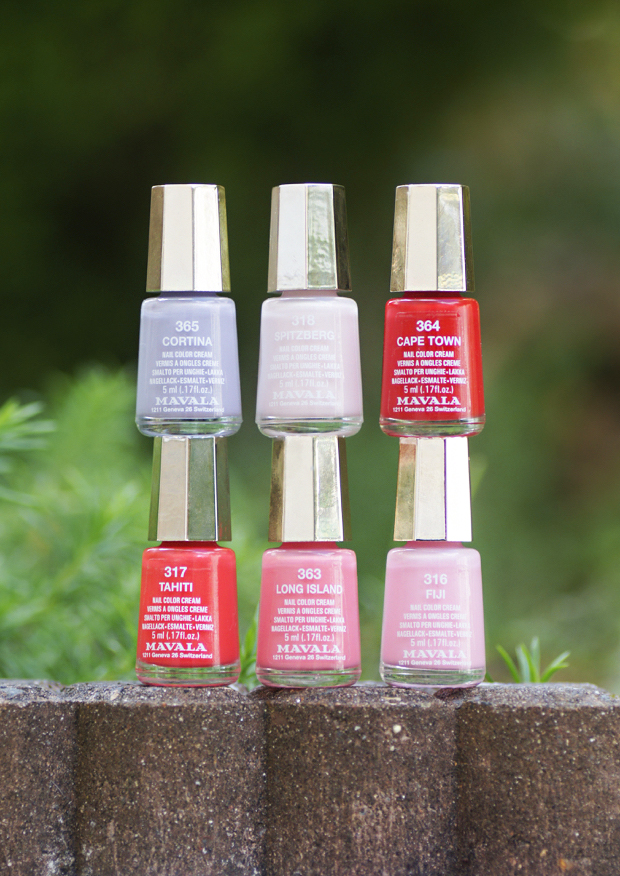vernis ongles mavala first class