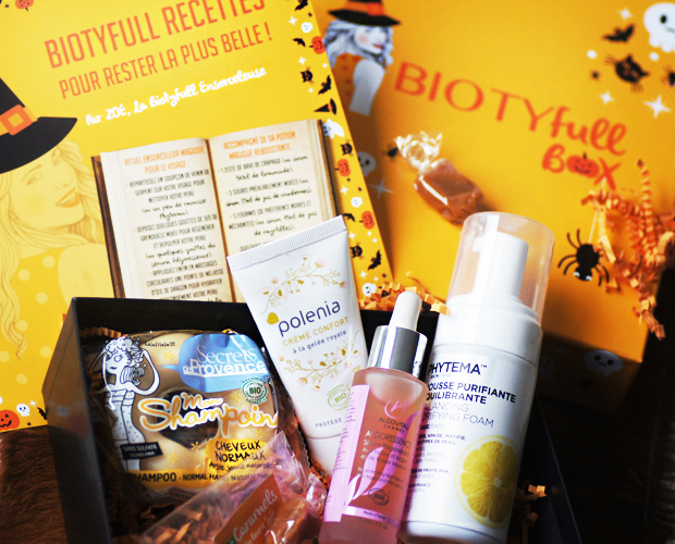 biotyfullbox bio halloween ensorcelleuse