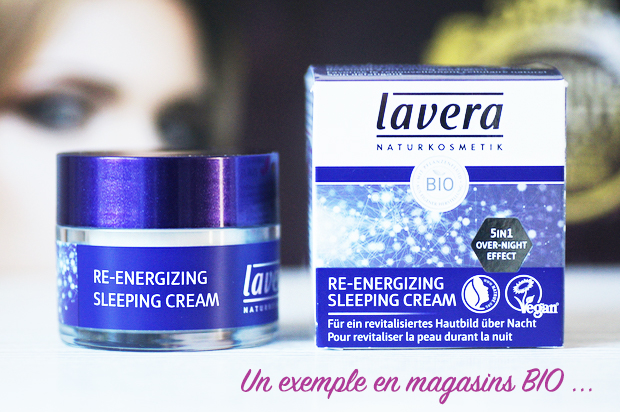 sleeping cream lavera