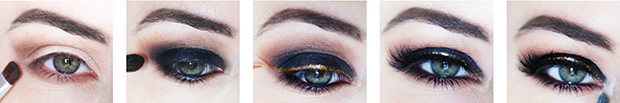 tuto makeup yeux tutoriel maquillage