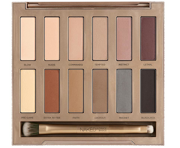 urban decay naked basics ultimate palette