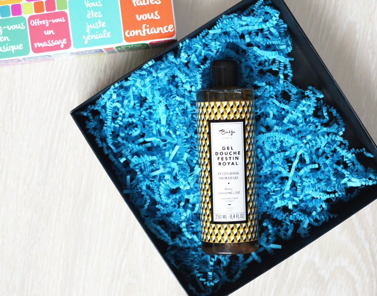 gel douche festin royal baija