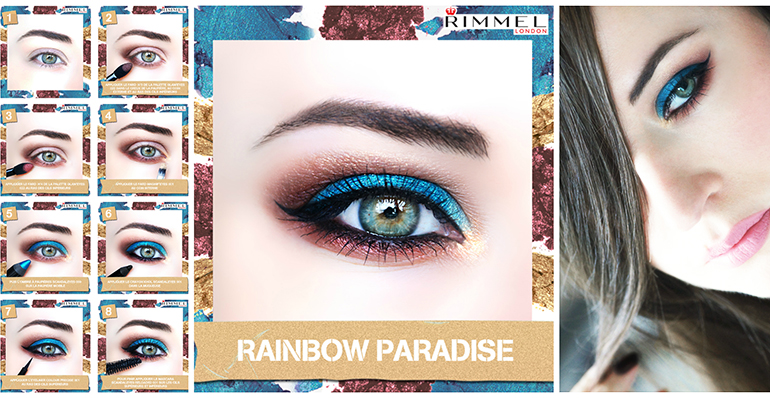 tutoriel maquillage tuto makeup rimmel