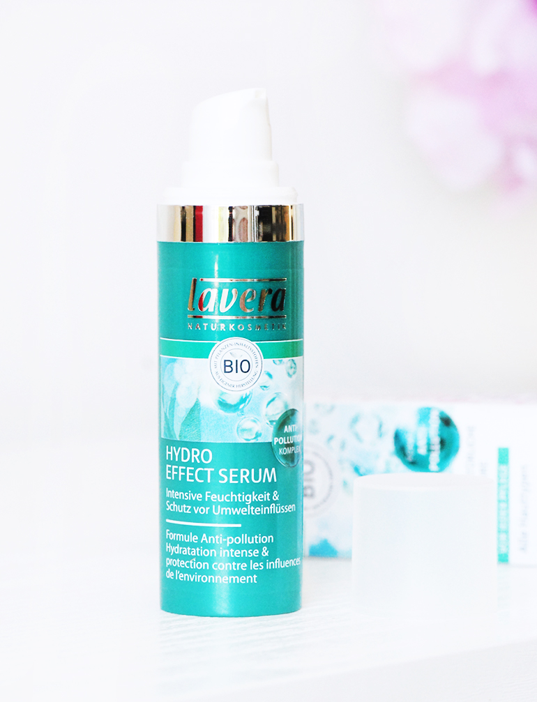 serum bio naturel hydratant anti pollution