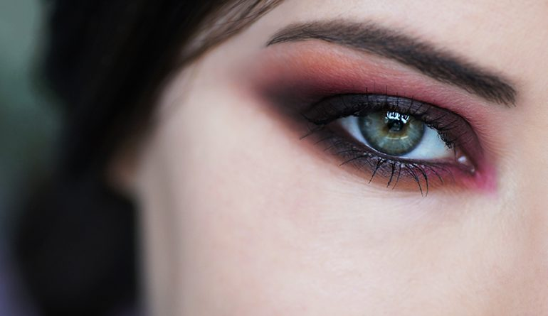 maquillage yeux tuto