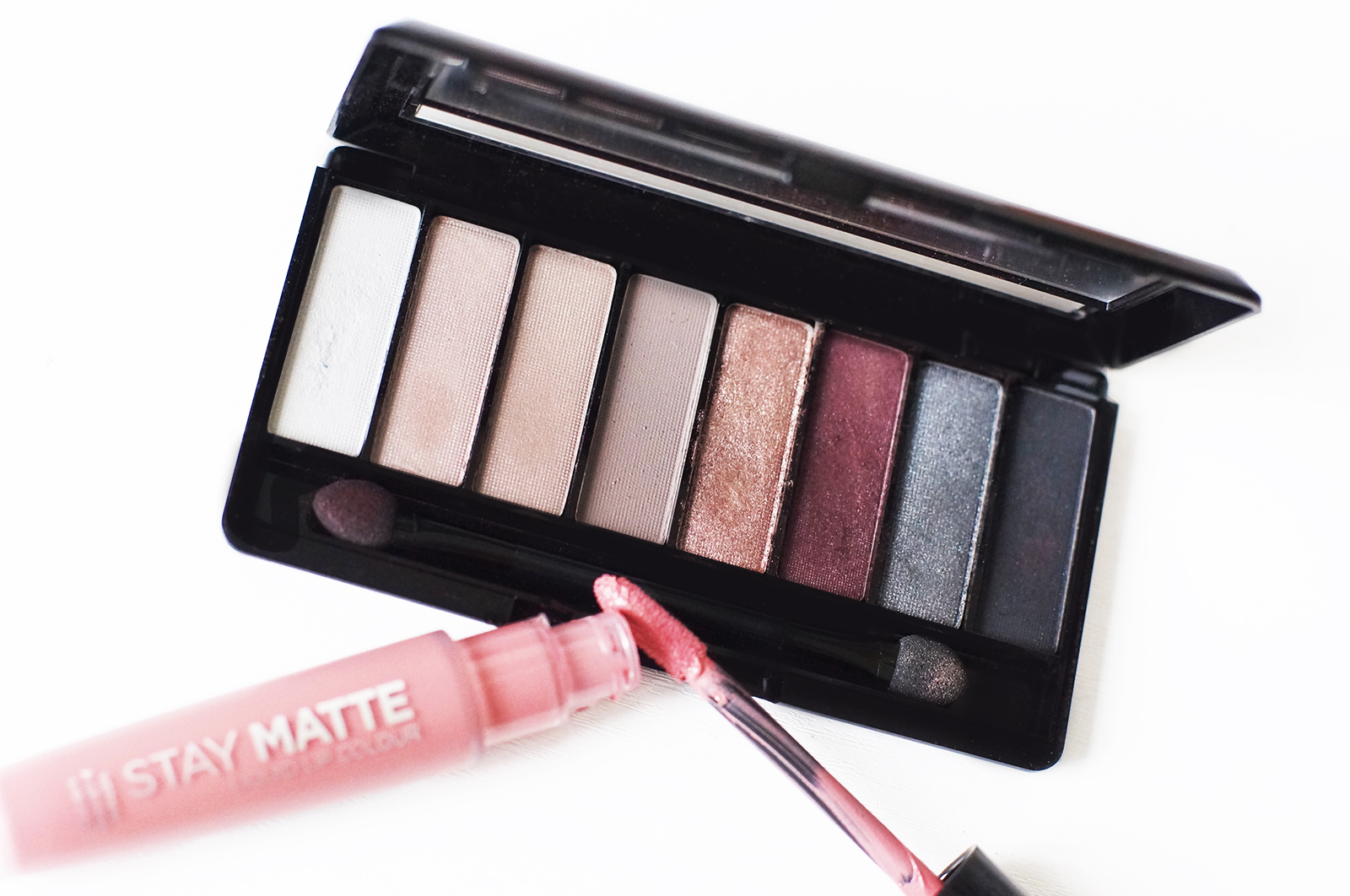 stay matte rimmel 110 blush