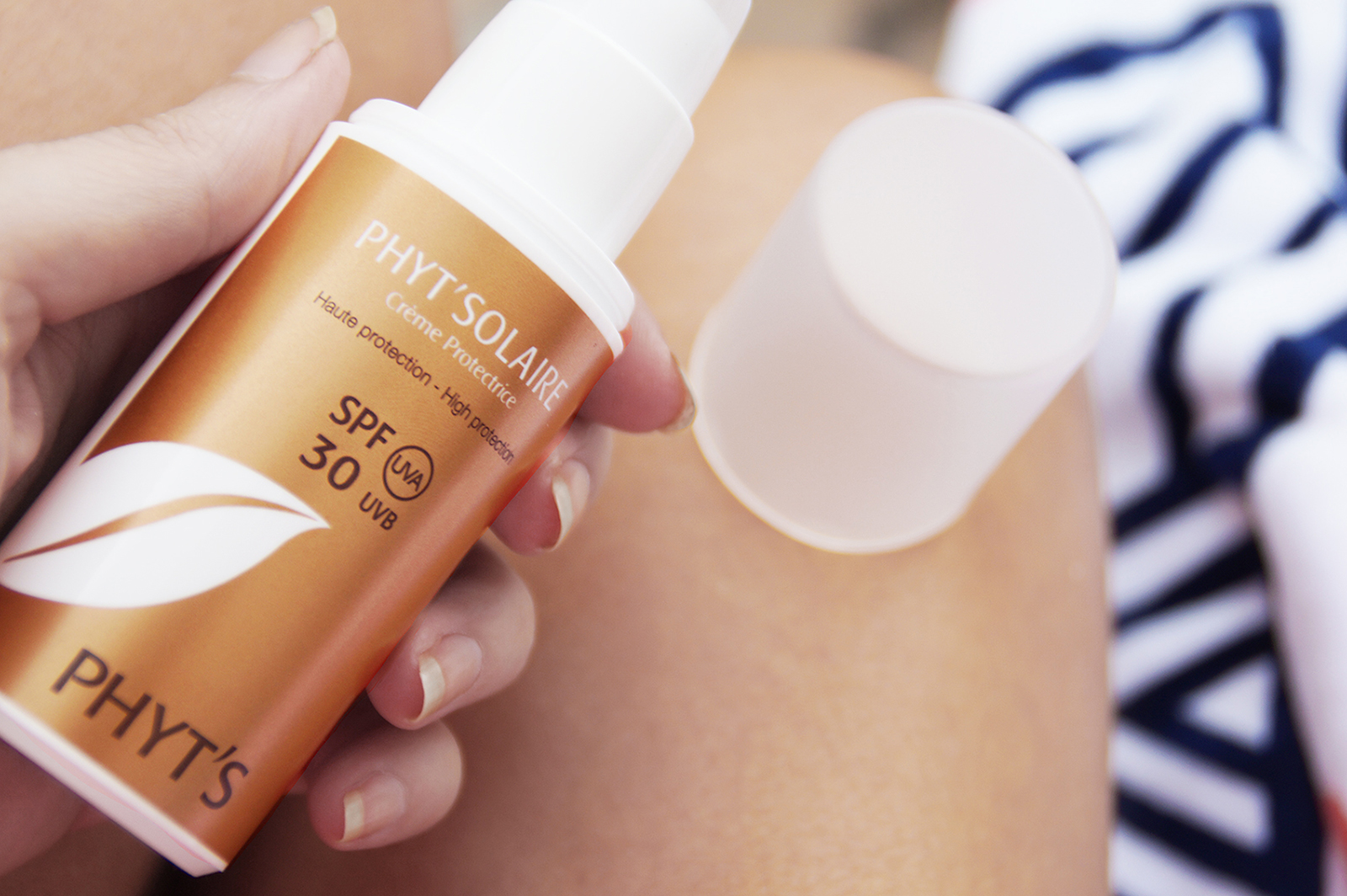 phytsolaire creme protectrice SPF 30